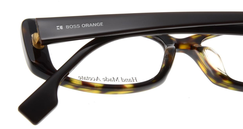 ボスオレンジ BO-8002J-BNS-BR [メタル/スクエア/茶色]  4