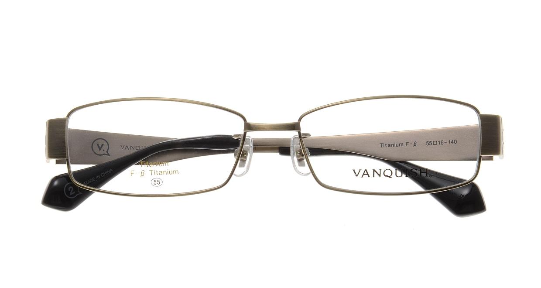 ヴァンキッシュ VQ-1051-C-2-KH [メタル/スクエア/グレー]  3