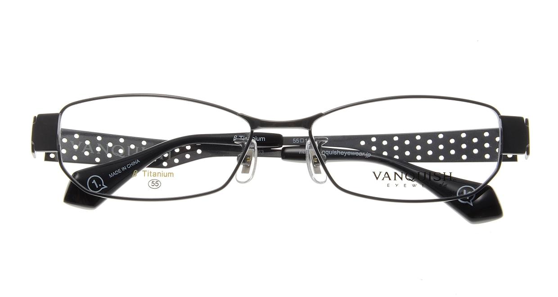 ヴァンキッシュ VQ-1063-C-1-GR [メタル/スクエア/グレー]  3