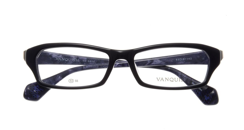 ヴァンキッシュ VQ-5014-C-3-BL [スクエア/青]  3
