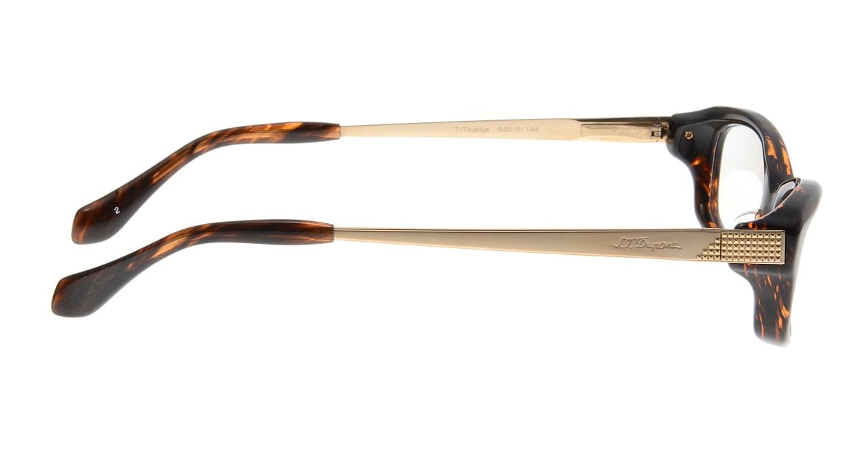 デュポン DP-5015-C-2-BR [鯖江産/スクエア/茶色]  1