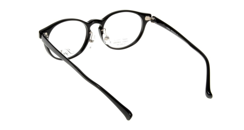 ジェイスピリット JS-2065-19-48 [黒縁/鯖江産/丸メガネ]  2