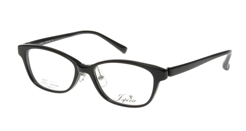 ジェイスピリット JS-2066-19-51 [黒縁/鯖江産/オーバル]