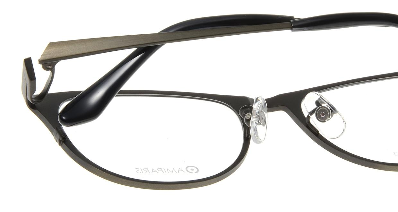 アミパリ TP-8501-7-51 [メタル/鯖江産/ウェリントン/緑]  4