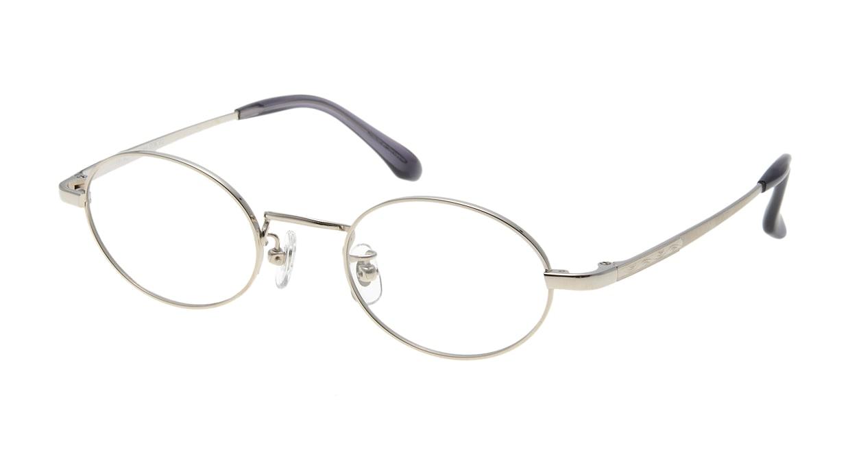 Oh My Glasses TOKYO Charlie omg-014 2-45 [メタル/鯖江産/オーバル/シルバー]