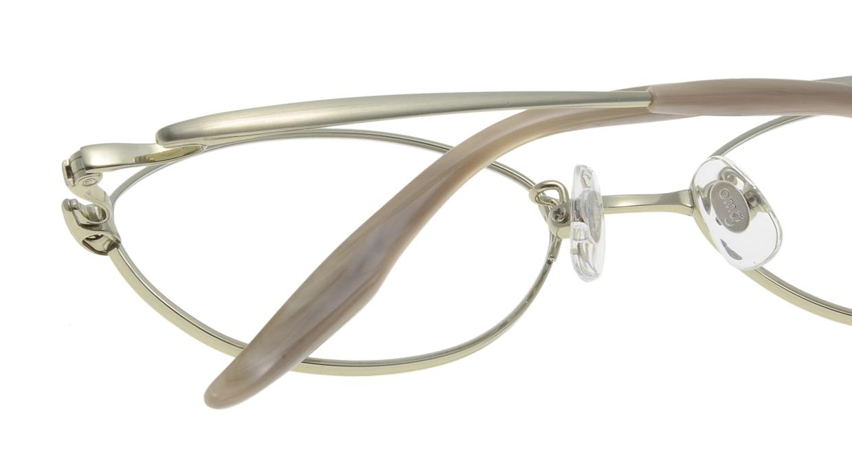 Oh My Glasses TOKYO Gemma omg-032 2-51 [メタル/鯖江産/オーバル/緑]  5