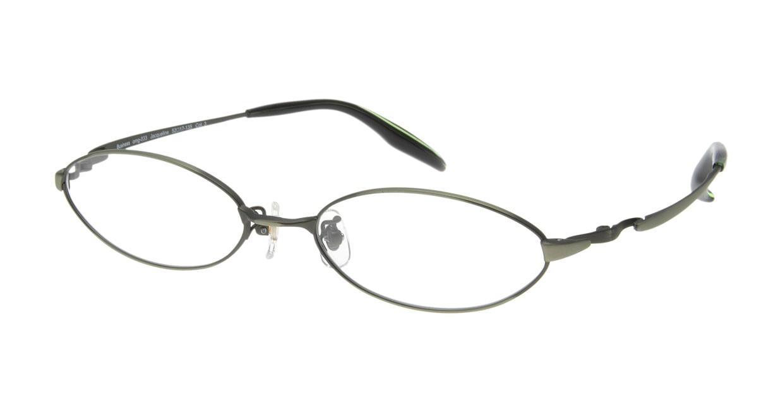 Oh My Glasses TOKYO Jacqueline omg-033 3-52 [メタル/鯖江産/オーバル/緑]