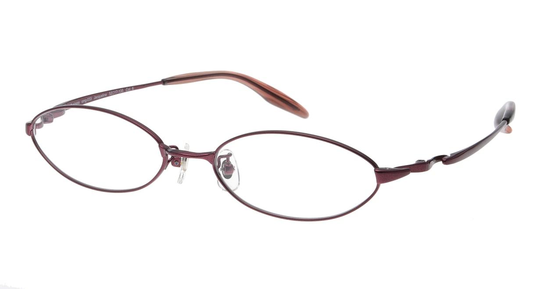 Oh My Glasses TOKYO Jacqueline omg-033 6-52 [メタル/鯖江産/オーバル/赤]