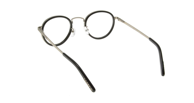 セイバー CHIT-CHAT SV241-13812J [黒縁/丸メガネ]  2