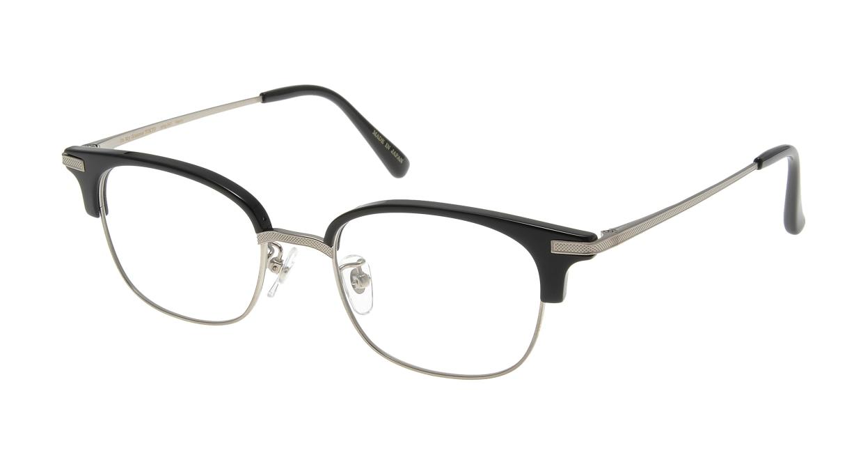 Oh My Glasses TOKYO Henry omg-041 1-50 [黒縁/鯖江産/ウェリントン]