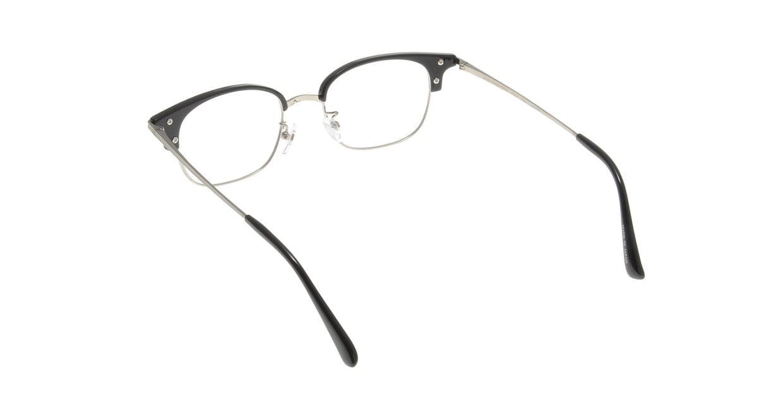 Oh My Glasses TOKYO Henry omg-041 1-50 [黒縁/鯖江産/ウェリントン]  2