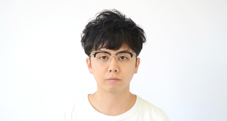 Oh My Glasses TOKYO Henry omg-041 1-50 [黒縁/鯖江産/ウェリントン]  6