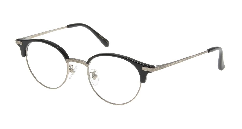 Oh My Glasses TOKYO Eric omg-042 1-47 [黒縁/鯖江産/丸メガネ]