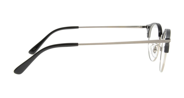 Oh My Glasses TOKYO Eric omg-042 1-47 [黒縁/鯖江産/丸メガネ]  1