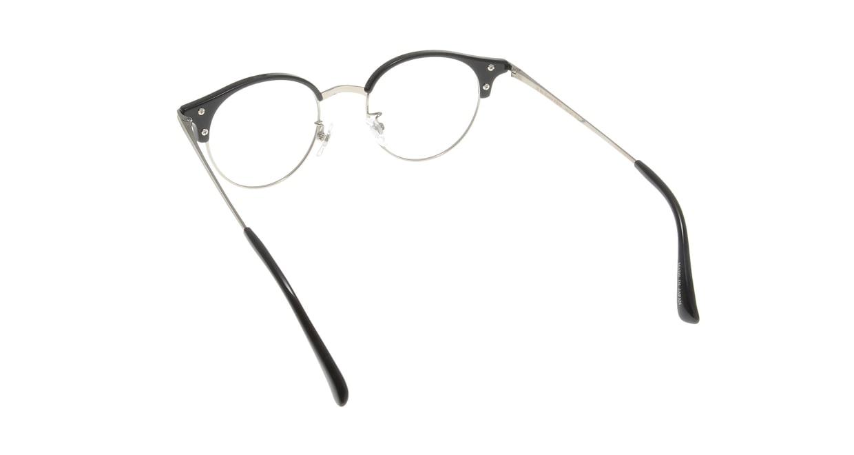 Oh My Glasses TOKYO Eric omg-042 1-47 [黒縁/鯖江産/丸メガネ]  2