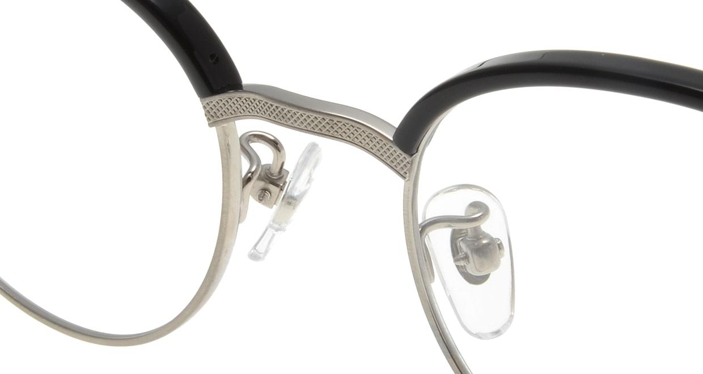 Oh My Glasses TOKYO Eric omg-042 1-47 [黒縁/鯖江産/丸メガネ]  4