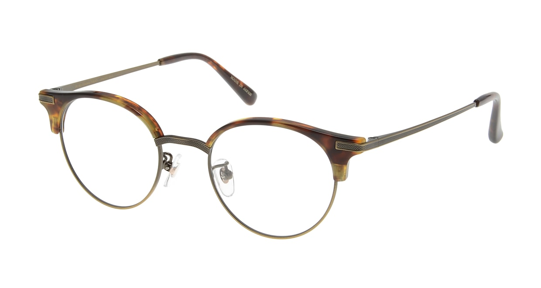 Oh My Glasses TOKYO Eric omg-042 2-47 [鯖江産/丸メガネ/べっ甲柄]