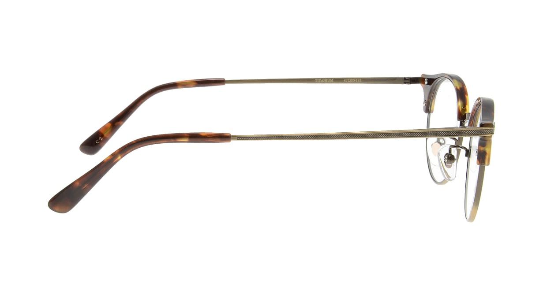 Oh My Glasses TOKYO Eric omg-042 2-47 [鯖江産/丸メガネ/べっ甲柄]  1