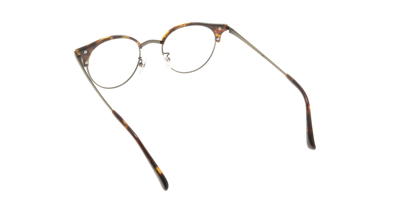 Oh My Glasses TOKYO Eric omg-042 2-47 [鯖江産/丸メガネ/べっ甲柄]  2
