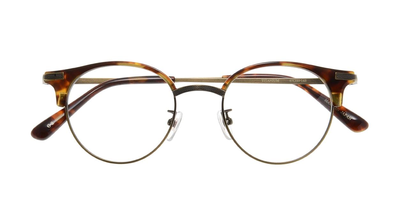 Oh My Glasses TOKYO Eric omg-042 2-47 [鯖江産/丸メガネ/べっ甲柄]  3