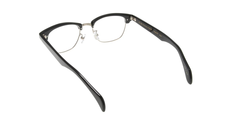 Oh My Glasses TOKYO Jodie omg-043 1-50 [黒縁/鯖江産/ウェリントン]  2