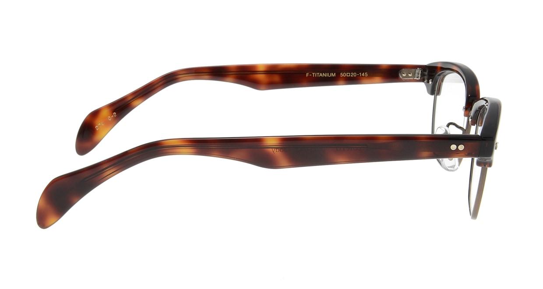 Oh My Glasses TOKYO Jodie omg-043 2-50 [鯖江産/ウェリントン/べっ甲柄]  1