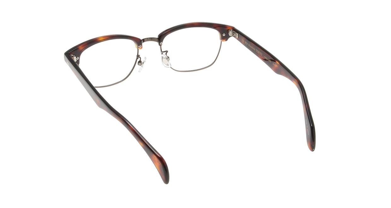 Oh My Glasses TOKYO Jodie omg-043 2-50 [鯖江産/ウェリントン/べっ甲柄]  2