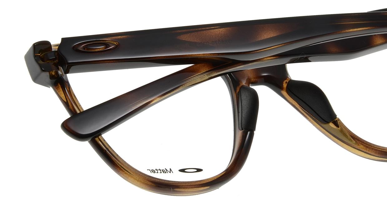 オークリー GROUNDED OX8070-0253 [ウェリントン/べっ甲柄]  4