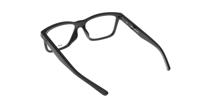 オークリー FENCELINE OX8069-0153 [黒縁/ウェリントン]  2