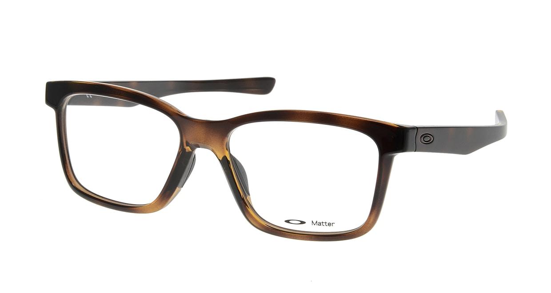 オークリー FENCELINE OX8069-0253 [ウェリントン/茶色]