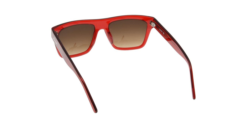 マーシャルアイウェア Johnny-Large-Red Transparent MA0037-117000-310 [スクエア]  2