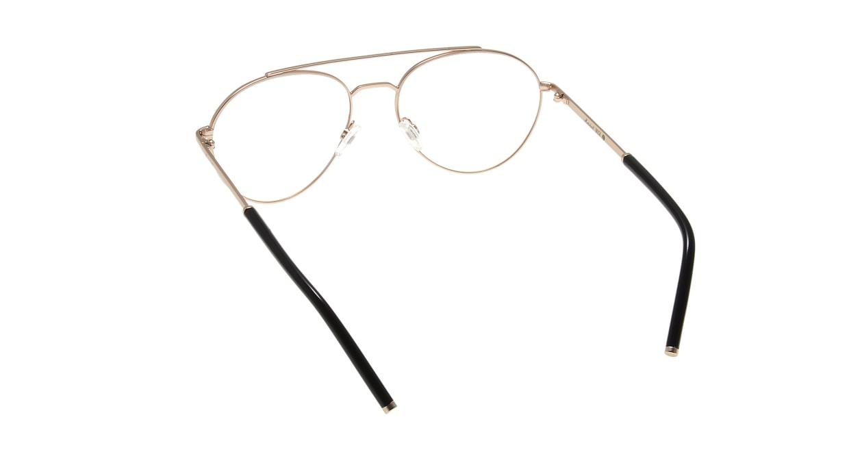 マーシャルアイウェア Mick-Large Opt-Gold MA0036-300200-101 [メタル/丸メガネ/ゴールド]  2