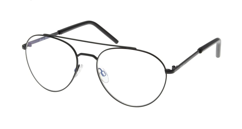 マーシャルアイウェア Mick-Large Opt-Black Velvet MA0036-201200-101 [メタル/丸メガネ]