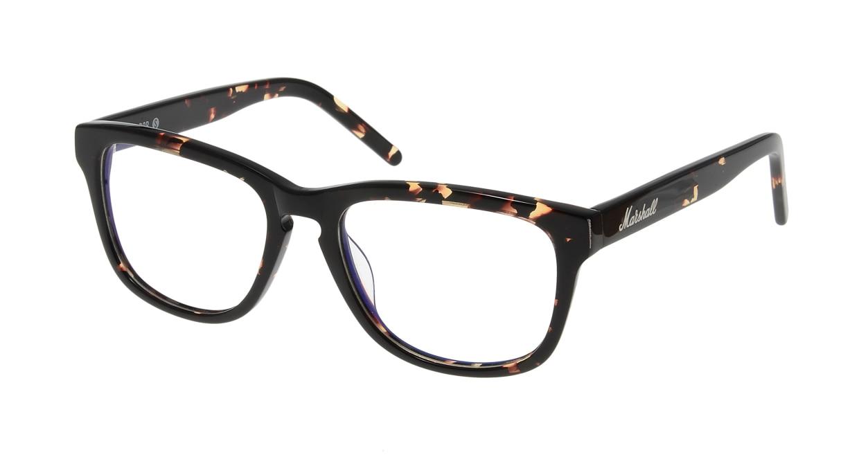 マーシャルアイウェア Bob-Small Opt-Dark Turtle MA0007-601000-101 [ウェリントン/茶色]