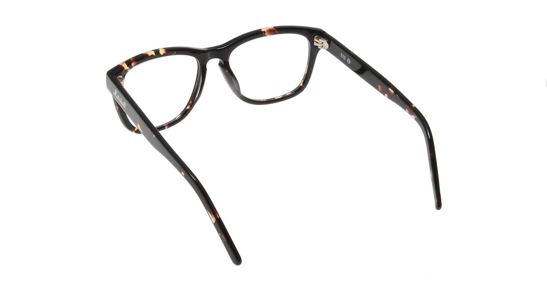 マーシャルアイウェア Bob-Small Opt-Dark Turtle MA0007-601000-101 [ウェリントン/茶色]  2
