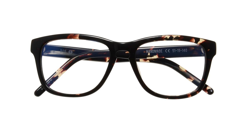 マーシャルアイウェア Bob-Small Opt-Dark Turtle MA0007-601000-101 [ウェリントン/茶色]  3