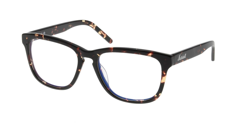 マーシャルアイウェア Bob-Large Opt-Dark Turtle MA0041-601000-101 [ウェリントン/茶色]