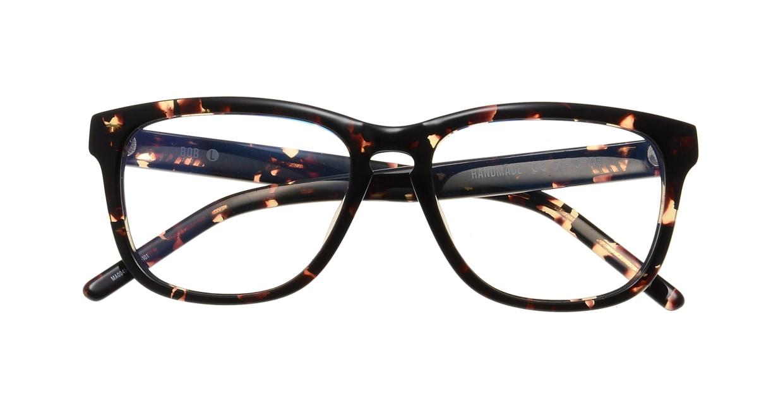 マーシャルアイウェア Bob-Large Opt-Dark Turtle MA0041-601000-101 [ウェリントン/茶色]  3