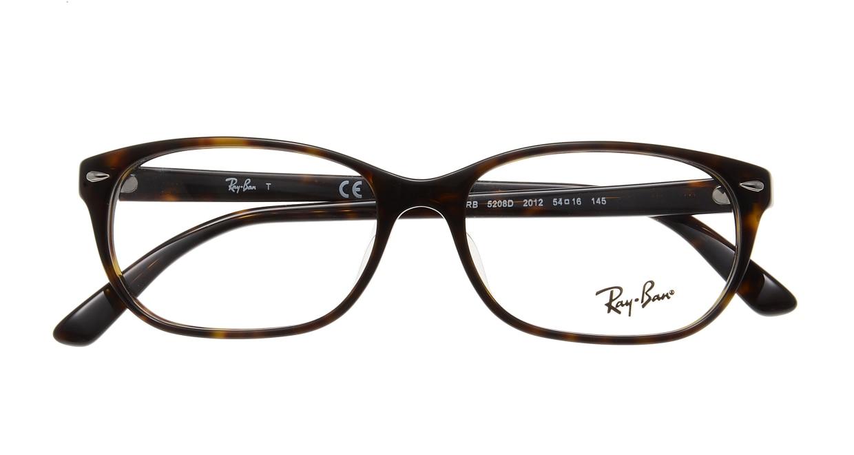 レイバン RX5208D-2012-54 [ウェリントン/茶色]  3