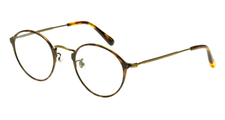 Oh My Glasses TOKYO Sandy omg-046 5-46 [メタル/丸メガネ/べっ甲柄]