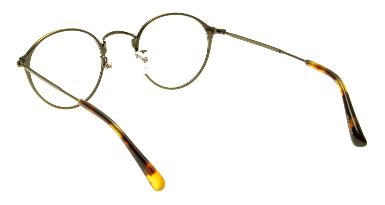 Oh My Glasses TOKYO Sandy omg-046 5-46 [メタル/丸メガネ/べっ甲柄]  2