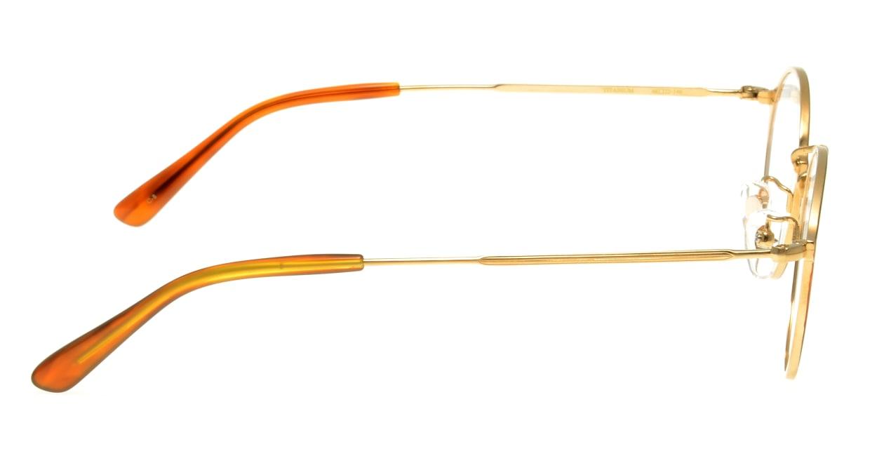 Oh My Glasses TOKYO Sandy omg-046-8-46 [メタル/丸メガネ/べっ甲柄]  1