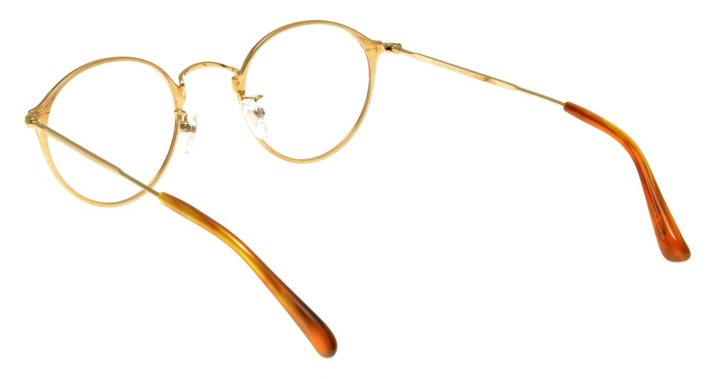 Oh My Glasses TOKYO Sandy omg-046-8-46 [メタル/丸メガネ/べっ甲柄]  2
