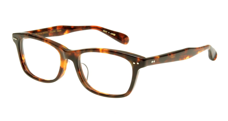 Oh My Glasses TOKYO Morris omg-048-2-53 [ウェリントン/べっ甲柄]