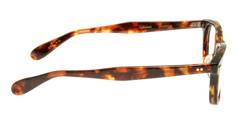 Oh My Glasses TOKYO Morris omg-048-2-53 [ウェリントン/べっ甲柄]  1