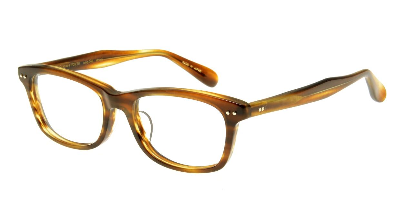 Oh My Glasses TOKYO Morris omg-048 3-53 [ウェリントン/茶色]
