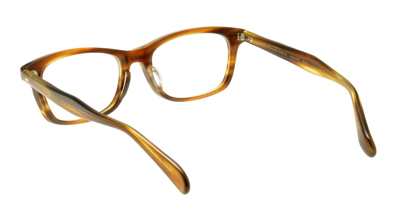 Oh My Glasses TOKYO Morris omg-048 3-53 [ウェリントン/茶色]  2