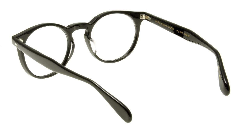 Oh My Glasses TOKYO Richard omg-049 1-48 [黒縁/丸メガネ]  2
