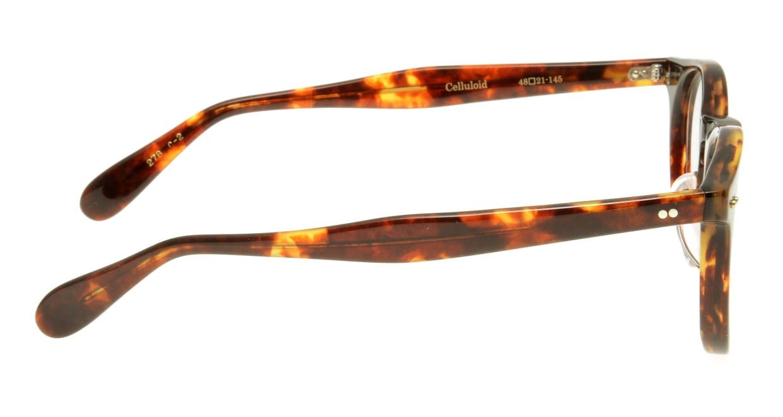 Oh My Glasses TOKYO Richard omg-049 2-48 [丸メガネ/べっ甲柄]  1