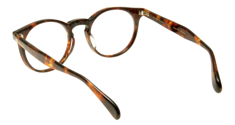 Oh My Glasses TOKYO Richard omg-049-2-48 [丸メガネ/べっ甲柄]  2